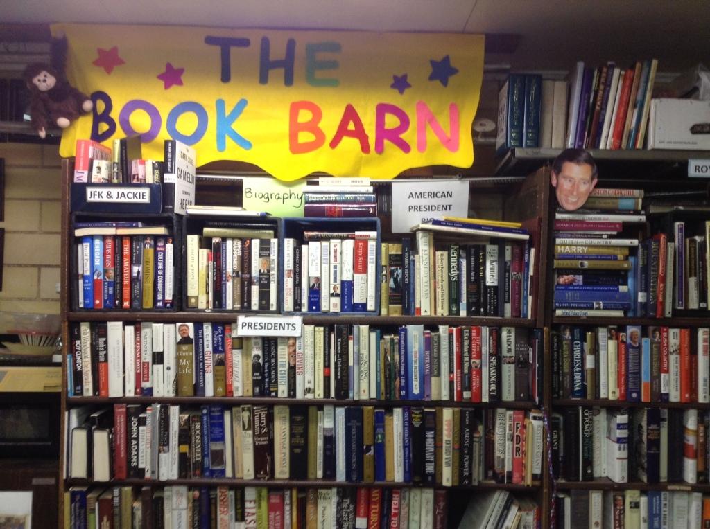 book area